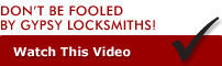 Don't be fooled by gypsy locksmiths! Watch This Video